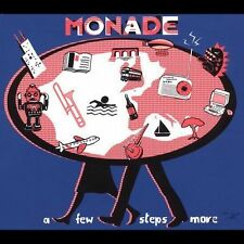 MONADE - A FEW STEPS MORE [DIGIPAK] - NEW CD - Fast Shipping from the US!