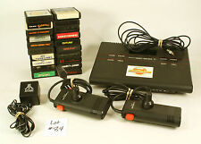 Atari 2600 Sears Video Arcade II  20 Game Bundle Tested and Working