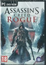 Assassin's Creed Rogue  (PC DVD) BRAND NEW