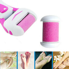 Foot Soft Skin Care Electronic Remover Hard Dry Dead Pedicure Feet File Tool Kit