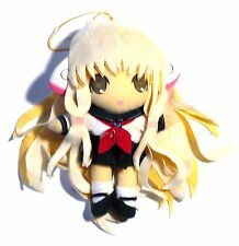 CLAMP Stuffed Plush MANGA Doll School Girl CHII Chobits Anime Sailor Uniform UFO