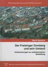 Der Freisinger Domberg und sein Umland Freising Archäologie Chronik Buch und CD