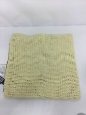 Kenneth Cole New York Knit Yellow Pillow Case 16*16in ¥
