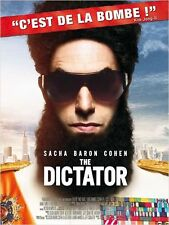 Affiche 120x160cm THE DICTATOR (2012) Sacha Baron Cohen, Ben Kingsley TBE
