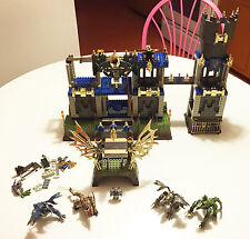 Mega Bloks Dragons Battlestorm Castle Set 96001 - INCOMPLETE