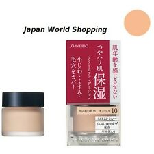 Shiseido INTEGRATE GRACY Moist Cream Foundation  OCHRE 10  SPF22 PA++ Colors 25g