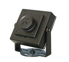 Covert Spy CCTV CMOS Button Type Camera with 6.3mm Fixed Lens & 420 TV Lines