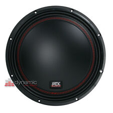 """MTX Audio 5510-44 Car Stereo 10"""" 55 Series Dual 4 Ohm Subwoofer 800 Watts New"""