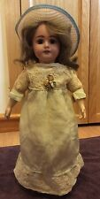 Antique Armand Marseille A.M. 3 DEP 1894 Made In Germany Doll Bisque Head