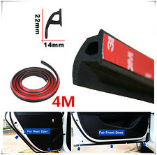 P-shap Rubber Seal Strips Noise Insulation Anti-dust Weatherstrip Trim for cars