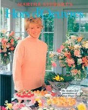 MARTHA STEWART'S HORS D'OEUVRES COOKBOOK RECIPES FINGER FOODS 1984 PARTY BOOK