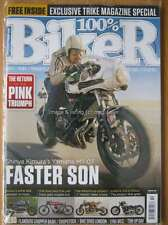 100% Biker 197 BMW R80 Shillington JAP Yamaha MT-07 Triumph & Trike supplement