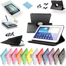 360 SAMSUNG GALAXY TAB 3 10.1 P5200 P5210 P5220 CUSTODIA CASE BORSA COVER
