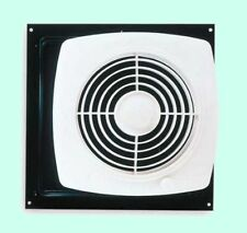 KITCHEN EXHAUST FAN Through Wall Ventilation Laundry Room Workshop w/ Switch