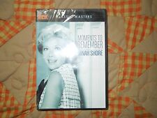 My Music: Classic Masters: Dinah Shore - Moments to Remember DVD ***BRAND NEW***