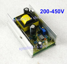 DC 12V24V to DC 200-450V 70W High Voltage Boost Converter Step Up Power Supply M