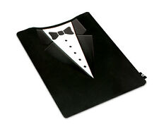 """Tablet Tux"" Tuxedo Suit Tablet Cover Case, Suit Kindle, iPad, Galaxy. GIFT"