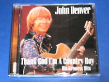 John Denver - Thank god I'm a country boy - His greatest hits - CD SIGILLATO