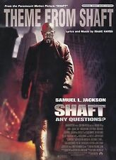 Theme FROM SHAFT-Isaac Hayes - 2000 SPARTITI MUSICALI