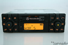 Mercedes audio 10 be3200 casete original autoradio becker cc radio a2088200386