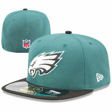 Philadelphia Eagles Football On-Field NFL New Era 59Fifty Cap Hat 7 3/8 (58.7cm)