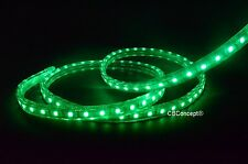 UL Listed,164 Feet,GREEN,Dimmable,Super Bright 45000 Lumen 120V Flat LED Strip