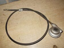81 Suzuki GS 750 speedo speedometer cable + actuator drive gear