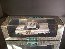 Rare Junioe Johnson #27 Daytona Beach Kennel Club 1959 Chevrolet Impala 1:43