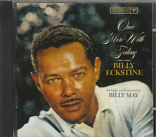 BILLY ECKSTINE ONCE MORE WITH FEELING CD