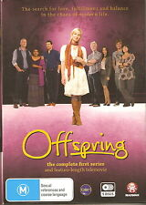 OFFSPRING - Series 1 & Feature-Length Telemovie. Oz TV (5xDVD BOX SET 2010)