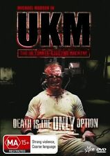 UKM - The Ultimate Killing Machine DVD stars Michael Madsen #11