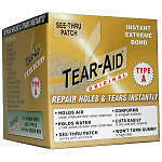 Tear-aid patch kit Bulk Roll Type A