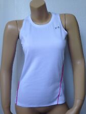 UNDER ARMOUR Womens Size XS Heat Gear Sleeveless Athletic Running Fitness Shirt