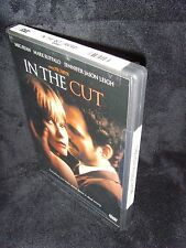 In The Cut (DVD, 2004) New w/Security Seals!•No Cellophane!•Real USA Made!