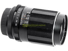Pentax Takumar 135mm. f3,5 Multi coated innesto vite M42 con custodia originale.
