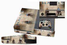 Cool Sticker for Xbox One Console Kinect Controller Protector Skins - Halo 5