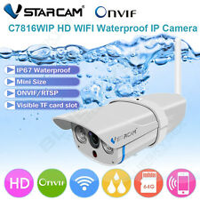 C7816WIP Security CCTV Surveillance IP Camera VStarcam Wifi Outdoor 720P IR Cam