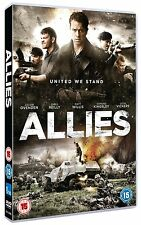 Allies DVD (War Film 2014)