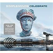Simple Minds - Celebrate (Live from the SSE Hydro Glasgow/Live Recording/+DVD, 2