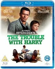 The Trouble With Harry [Blu-ray] [1955] [Region Free]  (New & Sealed)