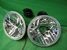 TRIUMPH headlight set int* Scheinwerfer*Satz-SPEED TRIPLE T509-Klarglas
