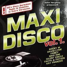 Mozzart Fancy Max Him/Maxi Disco Vol.1 intern. Ed. 2014 Italo Disco ovp 14-Tr/CD