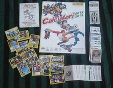 Album con set e aggiornamenti +V1-V16 2012 2013 Calciatori panini