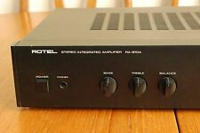 Rotel ra-810a STEREO INTEGRATO AMPLIFIER-PHONO STAGE