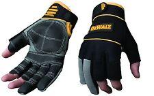 DeWALT Finger Framers Glove size large DPG24