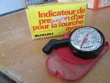 NOS Suzuki OEM Front Fork Air Pressure Gauge 75-78 RM125 76-78 RM250 96200-41310