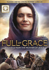 DVD Full of Grace: Story of Mary The Mother Of Jesus NEW DOVE APPROVED