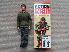 ORIGINAL ACTION MAN 40TH ACTION SOLDIER, IN LATER BOX,EAGLE EYES, 2008