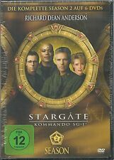Stargate Kommando SG-1 Season 2 Amaraybox Deutsch NEU OVP Sealed 6 DVDs