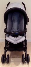Mamas and Papas - Pilko Pramette Pushchair with Car Seat